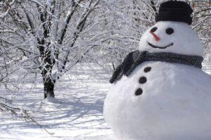 Mentovics Éva: A hóember