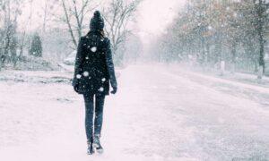 Szabó Lőrinc: Esik a hó