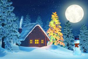 Mentovics Éva: Hófehér karácsony
