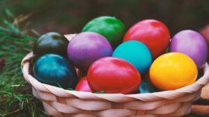 Gyárfás Endre: Húsvéti tojások