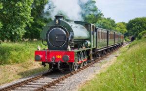 Gazdag Erzsébet: Megy a vonat