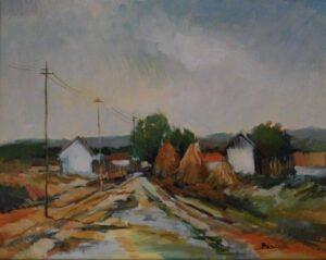 Juhász Gyula: A faluvégi ház