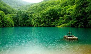 Tamkó Sirató Károly: Dal a tóról