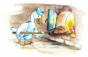 Weöres Sándor: A liba pék